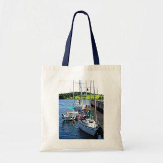 A Quiet Berths Tote Bag
