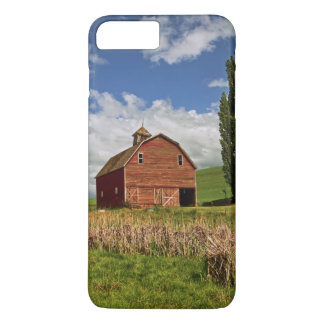 A ride through the farm country of Palouse iPhone 8 Plus/7 Plus Case