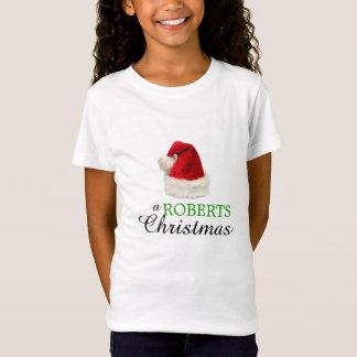 A ROBERTS Christmas T-Shirt