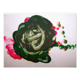 A rose is a rose, of course. photo art