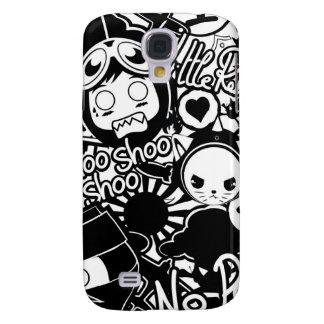 A.S.D Pattern Galaxy S4 Case