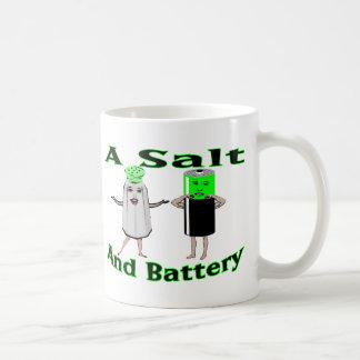 A Salt And Battery Mugs