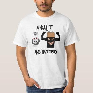 A SALT , AND BATTERY T-Shirt