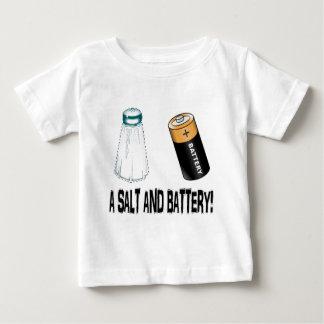 A Salt and Battery! Tshirt