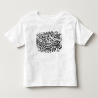 A Sea Serpent Toddler T-Shirt