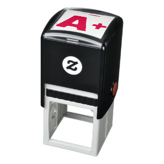 A+ SELF-INKING STAMP