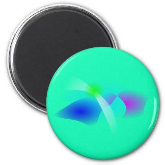 A Shoe Fridge Magnet
