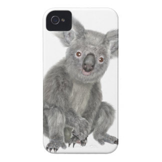 A Sitting Koala iPhone 4 Case