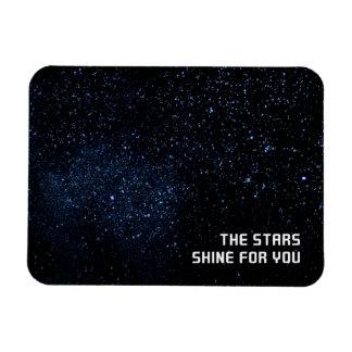 A Sky Full of Stars Rectangular Photo Magnet