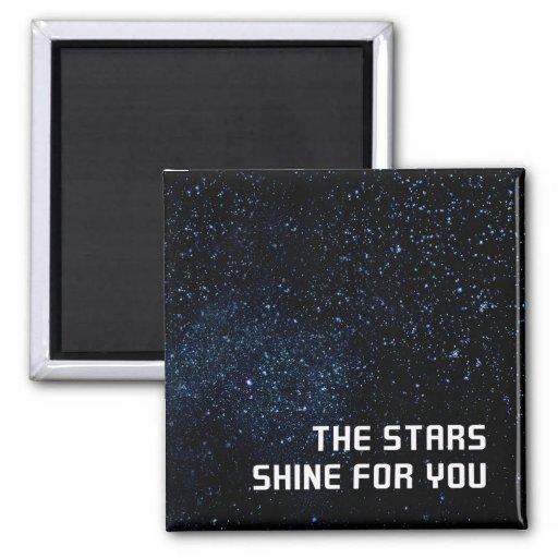 A Sky Full of Stars Refrigerator Magnets
