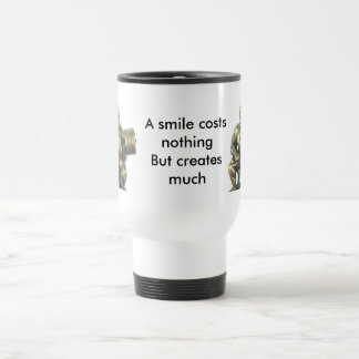 A Smile Costs Nothing Mugs