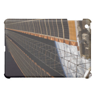 A solar array wing iPad mini covers