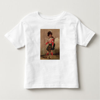 A Soldier of the 79th Highlanders at Chobham Toddler T-Shirt