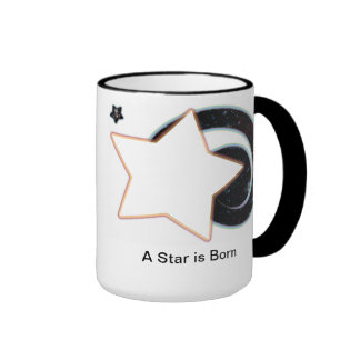 A Star is Born Ringer Mug