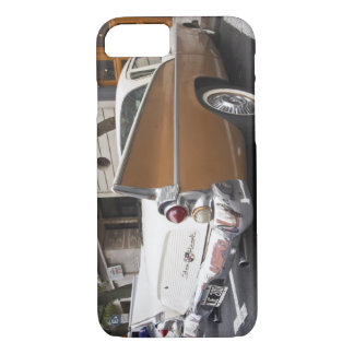 A Studebaker Silver Hawk Classic Car parked on a iPhone 8/7 Case
