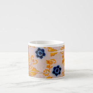 A stunning Spanish themed coffee mug