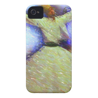 a sufi whirling sketch Case-Mate iPhone 4 cases