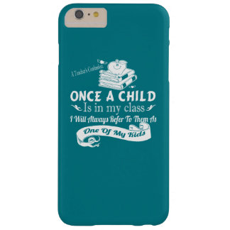 A Teacher's Confession Barely There iPhone 6 Plus Case
