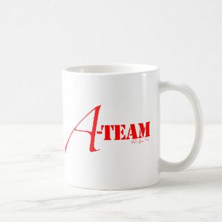 A-Team Basic White Mug
