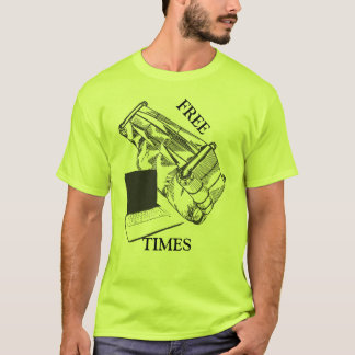 a time is a terrible thing to waste T-Shirt
