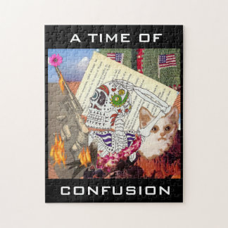 A Time of Confusion Jigsaw Puzzle