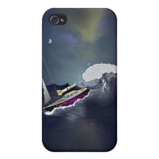 'A Time to Run' iPhone 4 Case