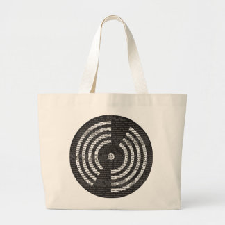 A to Z Electronic Music Tote Bag
