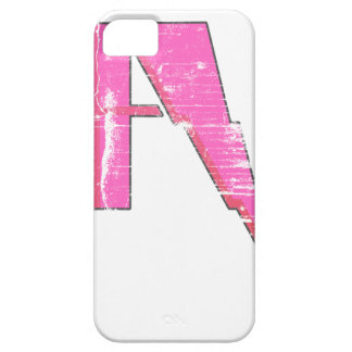 A to Z(iggy) iPhone 5 Cover