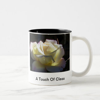A Touch Of Class Two-Tone Mug