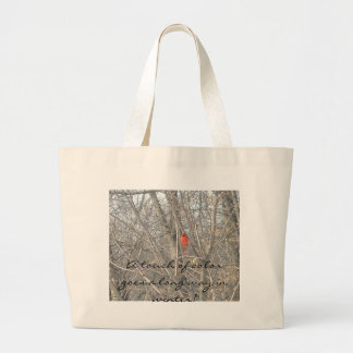 A Touch of Color Jumbo Tote Bag