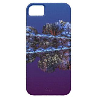 A touch of frost - landscape case for the iPhone 5
