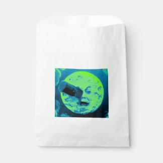 A Trip to the Moon Le Voyage dans la Lune Vintage Favour Bags