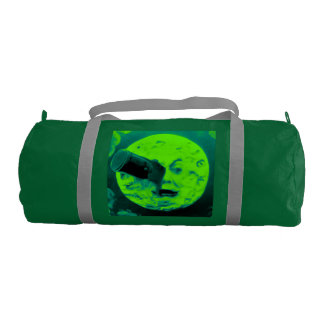 A Trip to the Moon Le Voyage dans la Lune Vintage Gym Duffel Bag