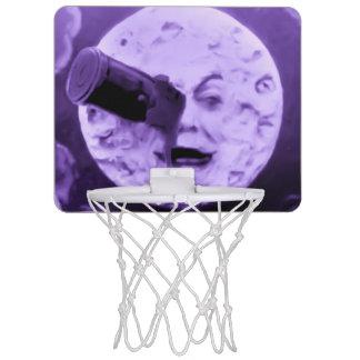 A Trip to the Moon Le Voyage dans la Lune Vintage Mini Basketball Hoop