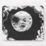 A Trip to the Moon Mouse Pad