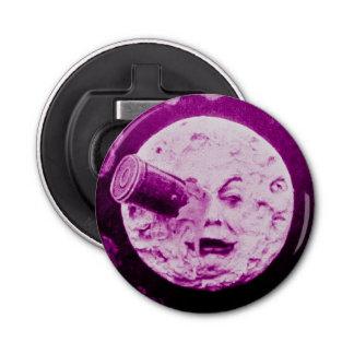 A Trip to the Moon or Le Voyage dans la Lune Retro Bottle Opener