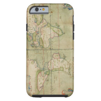 A True Description of the Naval Expedition of Fran Tough iPhone 6 Case