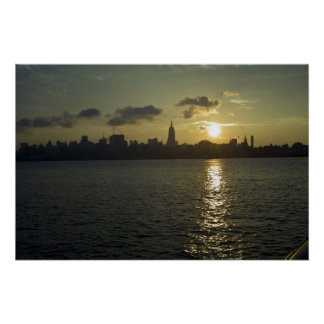 A Veiw of NYC 1 Poster