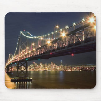 A View From Treasure Island Mouse Pad