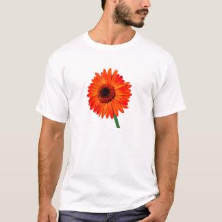 A Vivid Orange Gerbera Daisy T-Shirt