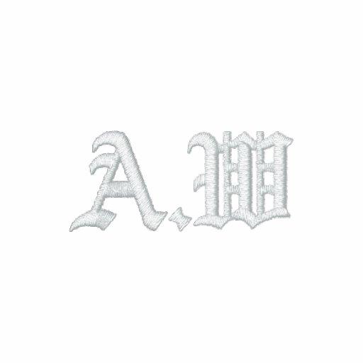 A.W POLO SHIRT