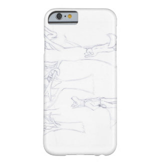 A walk in the woods barely there iPhone 6 case