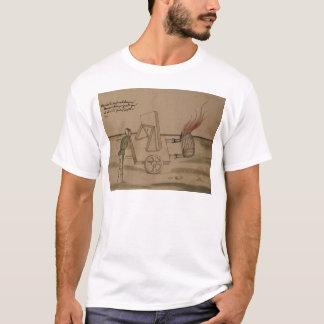 A War Machine, illustration from 'De Machinis' T-Shirt