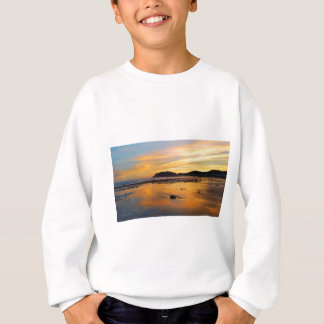 A Welsh Sunrise, Llandudno,  Wales Sweatshirt