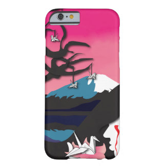 A wish for Japan Barely There iPhone 6 Case