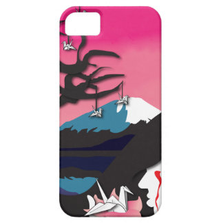 A wish for Japan iPhone 5 Case