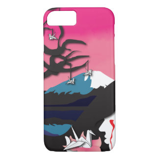 A wish for Japan iPhone 7 Case