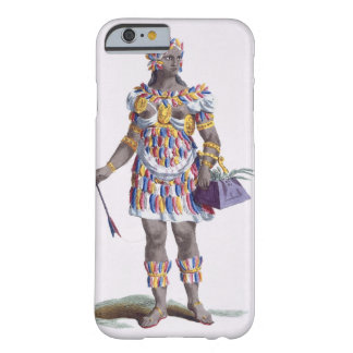 A Woman from Honduras, 1780 (coloured engraving) Barely There iPhone 6 Case