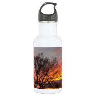 A Wyoming Sunrise 532 Ml Water Bottle