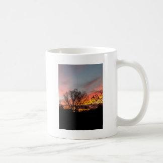 A Wyoming Sunrise Coffee Mug